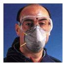 Masques vapeurs organiques