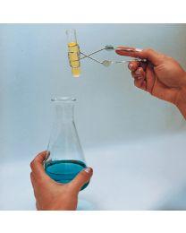 Pince pour tubes à essais