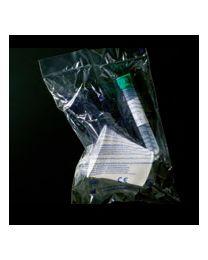 Ensemble de prélèvement d'urine avec tube à bouchon rond et étiqueté 309316