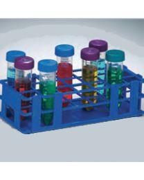 Portoir amovible pour tubes de 30 mm 8 unités