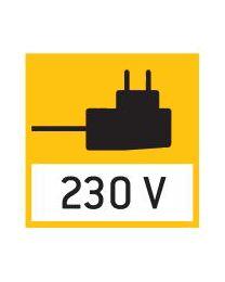 Adaptateur secteur pour balances 220/230 V