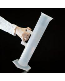 Tubes à essai en plastique avec poignée autoclavable