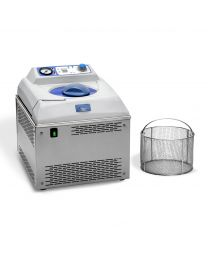 Autoclave pour stérilisation semi-automatique Micro 8L