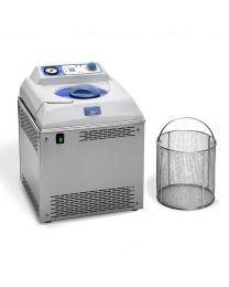 Autoclave pour stérilisation semi-automatique Med 12L