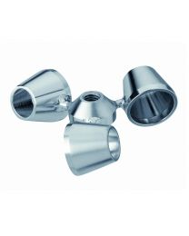 Triple hélices VISCO JET® - 80 mm en inox