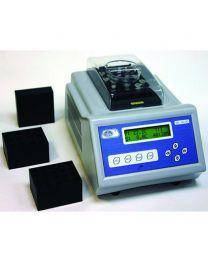 Thermostat basse température HC-Bloc avec bloc métallique pour 25 tubes Eppendorf
