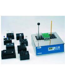 Thermostat métallique pour trois blocs de tubes Multiplaces