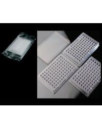 Plaque de microtitration stérile