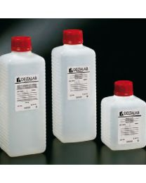 Bouteilles en polyéthylène stériles par rayonnement