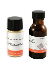 Bleu (coton) de lactophénol en solution MIC