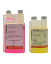 Solutions tampon (incolore) pH 9,21 @ 20 ºC STD