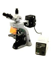 Microscope trinoculaire B-383FL