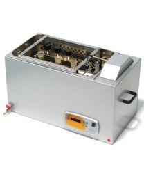 Bain thermostaté pour eau et huile agitation horizontale Shaker