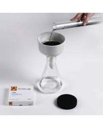 1284 Papier filtre à charbon actif