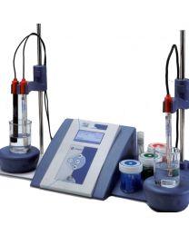 Phmètre & Ion-mètre GLP 22 paillasse sans électrodes