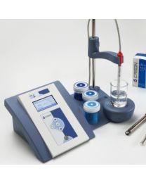 Conductimètre GLP 31 plateau sans électrodes
