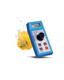 Photomètre à chlore libre et concentrations totales élevées élevées 95771C