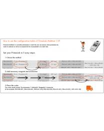 Paramètres et procédés du photomètre PrimeLab 2.0 Multitest