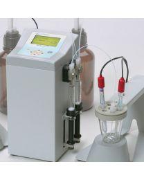 Accessoires pH-Burette 24 bureau avec électrodes