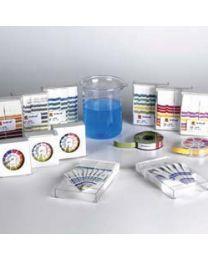 Papier indicateur de pH de différentes gammes
