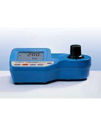 Photomètre portable calibré pour la détermination du chlore libre Hi 96762